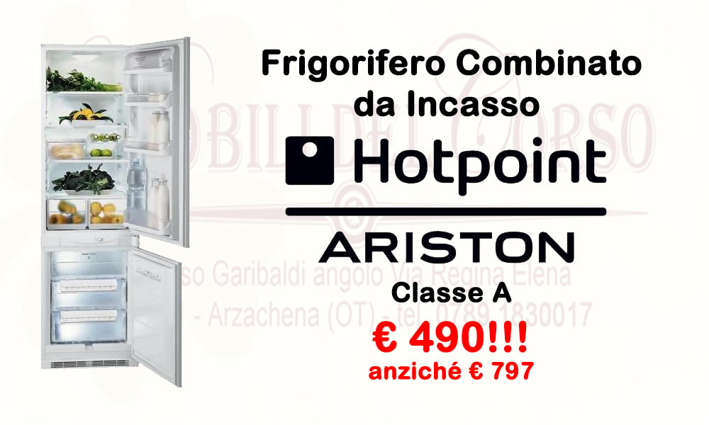offerta frigorifero ariston